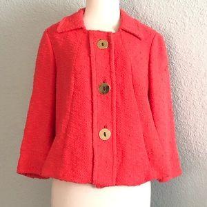 Milly of New York Tweed Jacket
